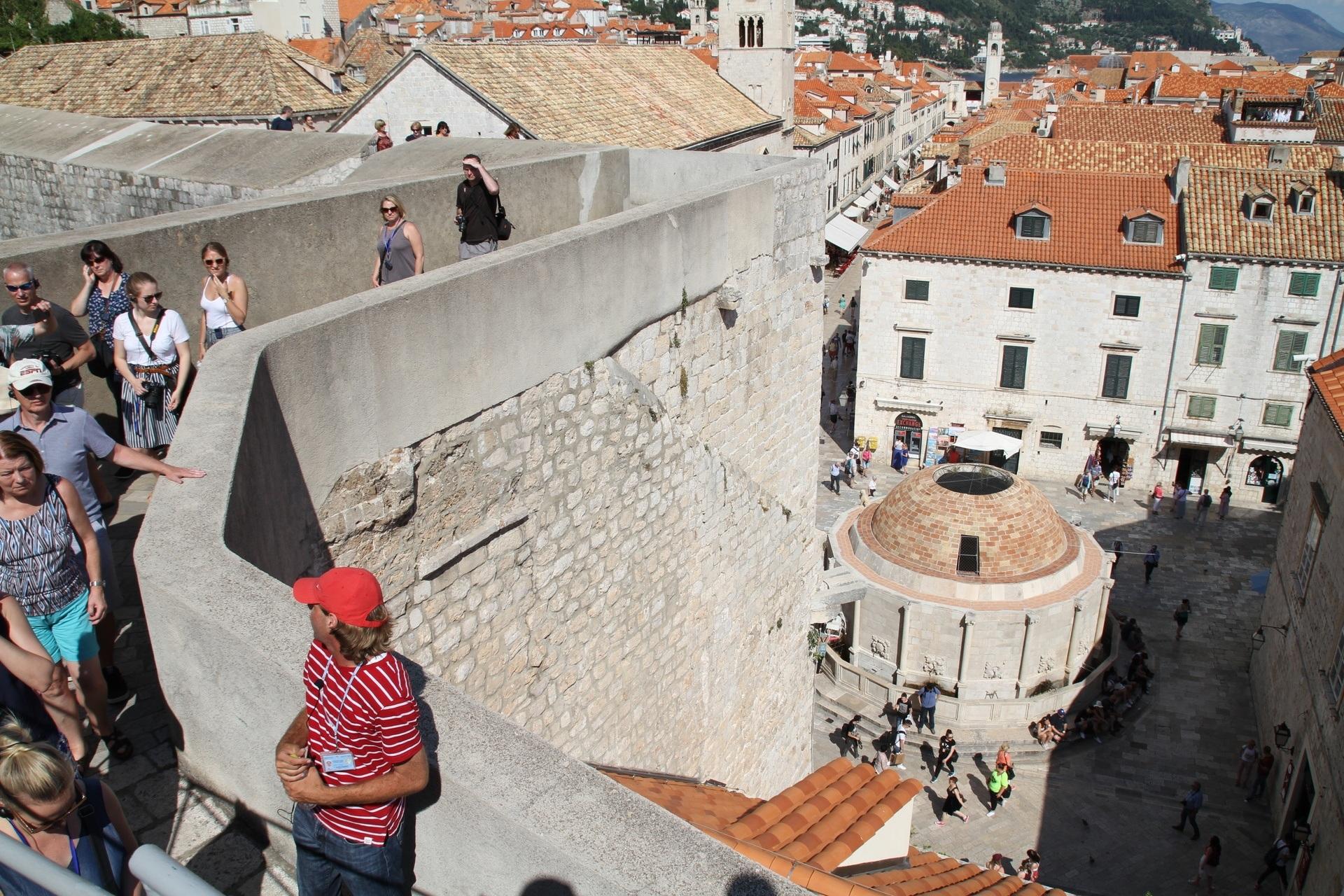 dubrovnik walls tour