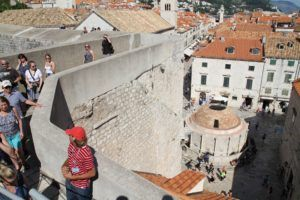 dubrovnik walls tour