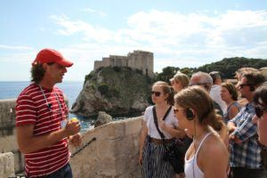 tour walls and wars dubrovnik