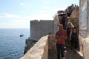 dubrovnik walls wars tour