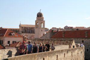 walls wars dubrovnik tour